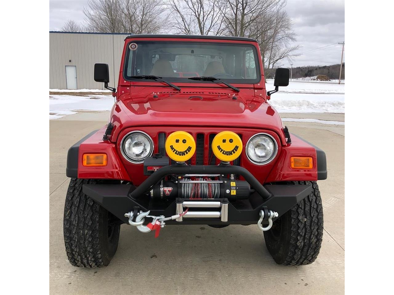 1997 Jeep Wrangler (CC-1385970) for sale in East Jordan, Michigan