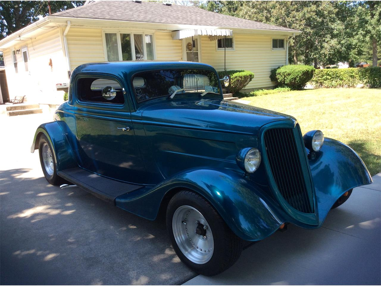 1934 Ford 2-Dr Coupe (CC-1385987) for sale in North Tonawanda , New York