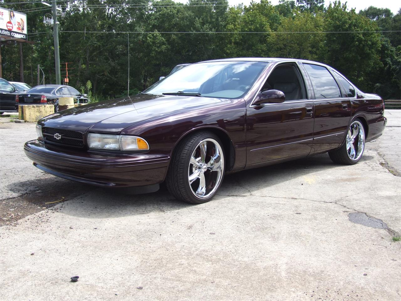 1996 Chevrolet Impala SS (CC-1386003) for sale in Gainesville, Georgia