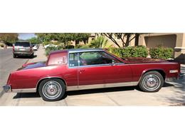1984 Cadillac Eldorado Biarritz (CC-1386005) for sale in Maricopa, Arizona
