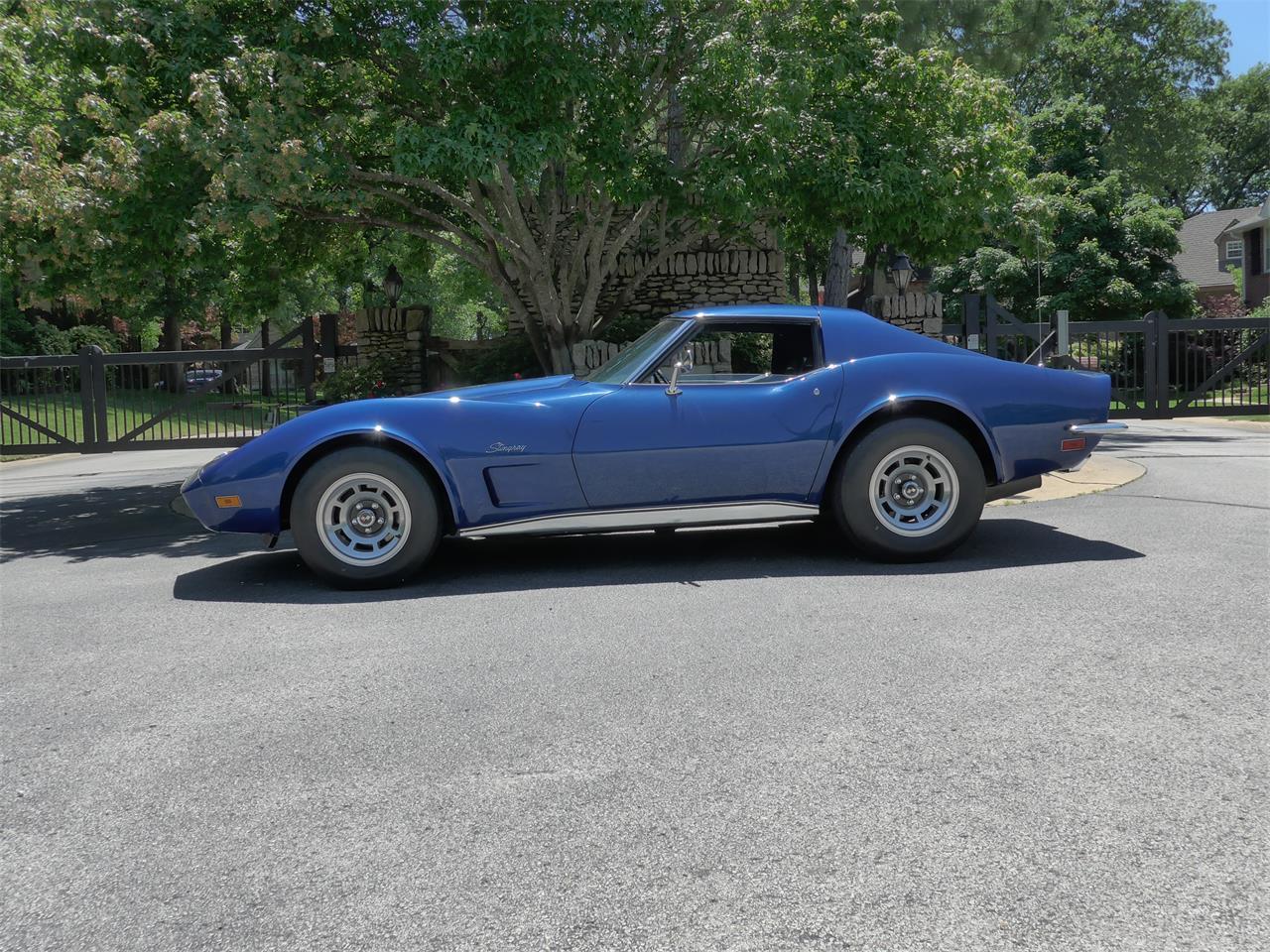 1973 Chevrolet Corvette (CC-1386011) for sale in broken arrow, Oklahoma