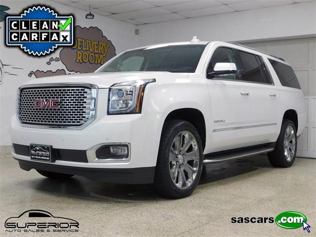 2016 GMC Yukon (CC-1386021) for sale in Hamburg, New York
