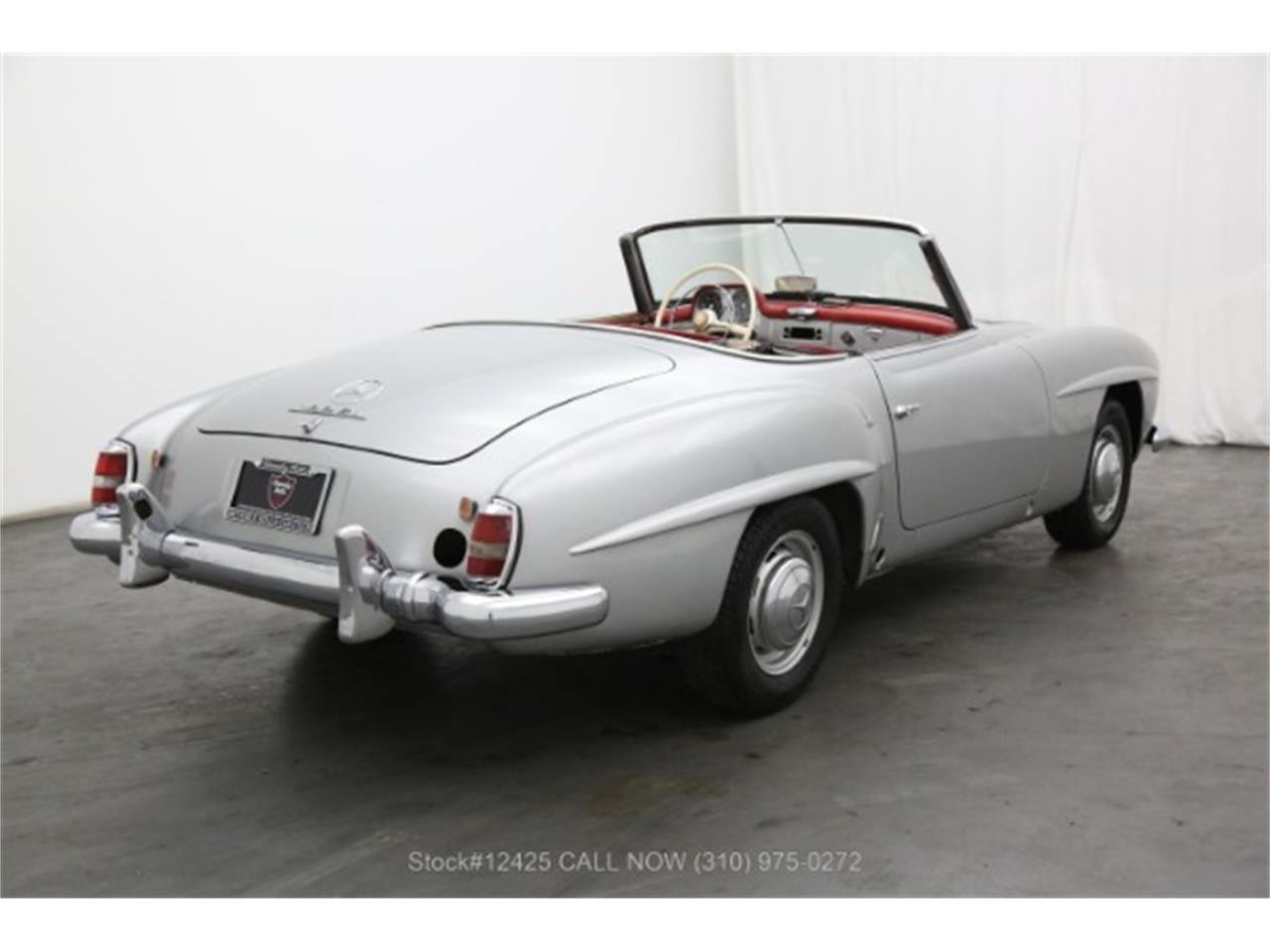 1959 Mercedes-Benz 190SL (CC-1386030) for sale in Beverly Hills, California