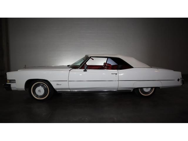 1973 Cadillac Eldorado (CC-1386035) for sale in Jackson, Mississippi