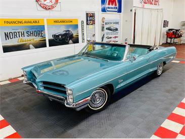 1966 Pontiac Catalina (CC-1386057) for sale in Mundelein, Illinois