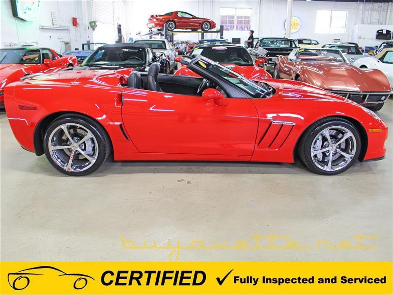 2011 Chevrolet Corvette (CC-1386079) for sale in Atlanta, Georgia