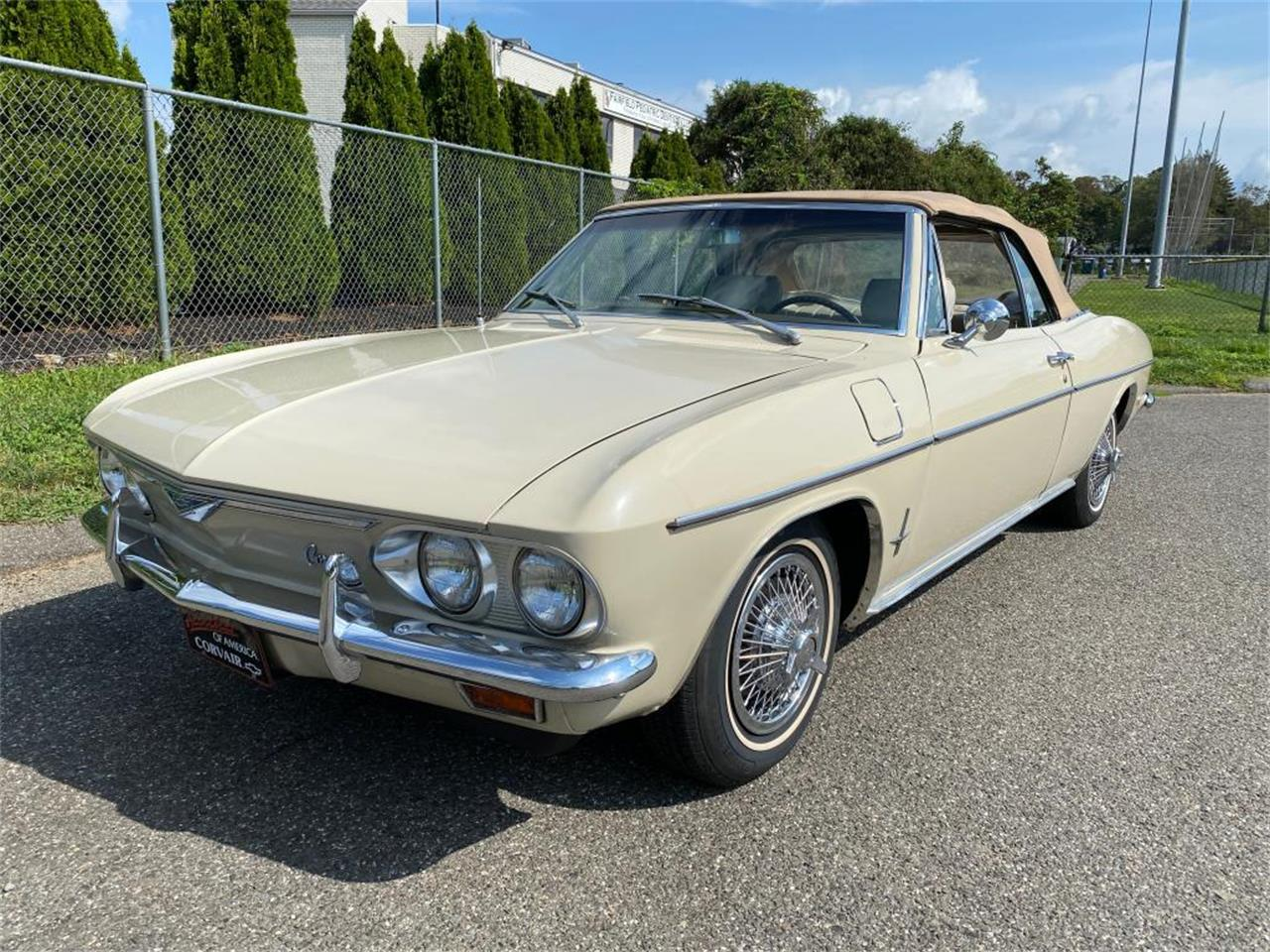 1966 Chevrolet Corvair (CC-1386085) for sale in Milford City, Connecticut