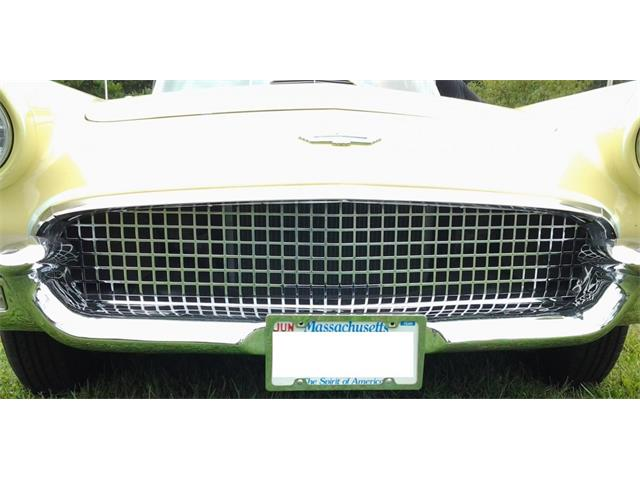 1957 Ford Thunderbird (CC-1386086) for sale in Lake Hiawatha, New Jersey