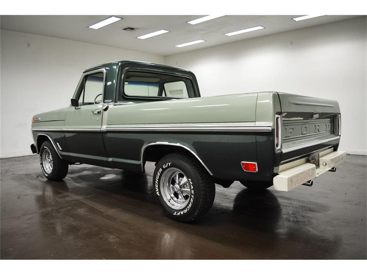 1968 Ford F100 (CC-1386097) for sale in Sherman, Texas