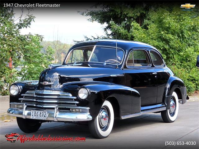 1947 Chevrolet Fleetmaster (CC-1380061) for sale in Gladstone, Oregon
