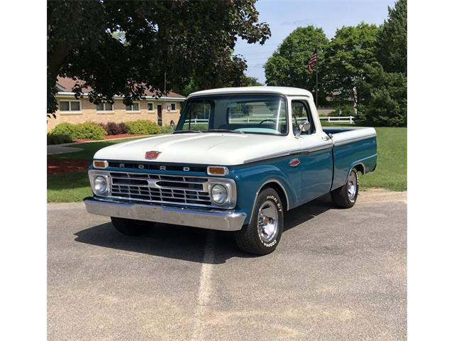 1964 Ford F100 (CC-1380610) for sale in Maple Lake, Minnesota