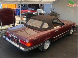 1985 Mercedes-Benz 380SL (CC-1386108) for sale in Los Angeles, California