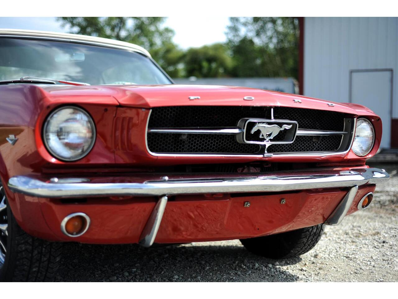 1965 Ford Mustang (CC-1386111) for sale in Greenfield, Indiana