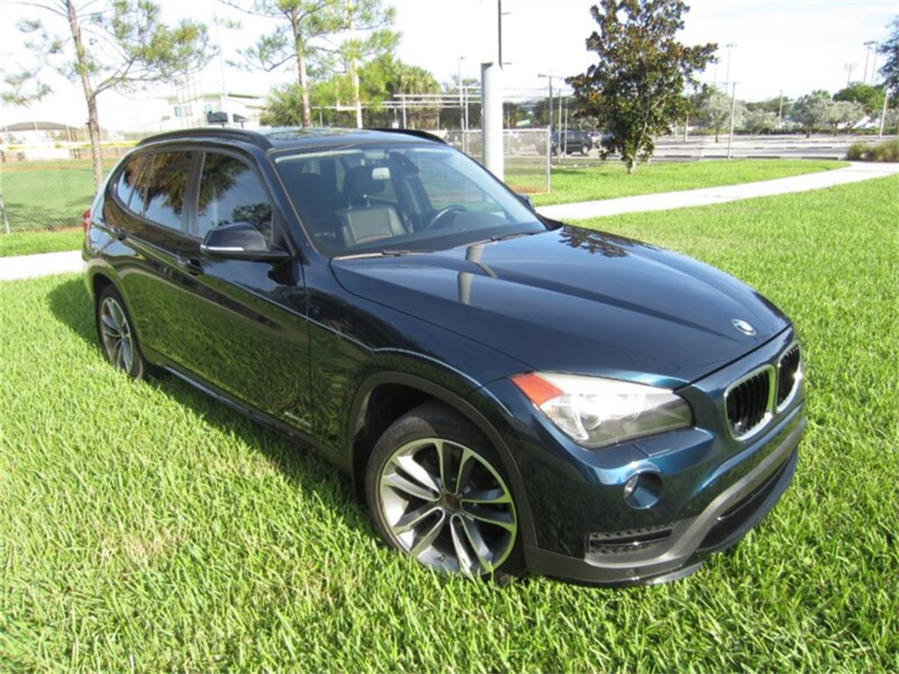 2015 BMW X1 (CC-1386116) for sale in Delray Beach, Florida
