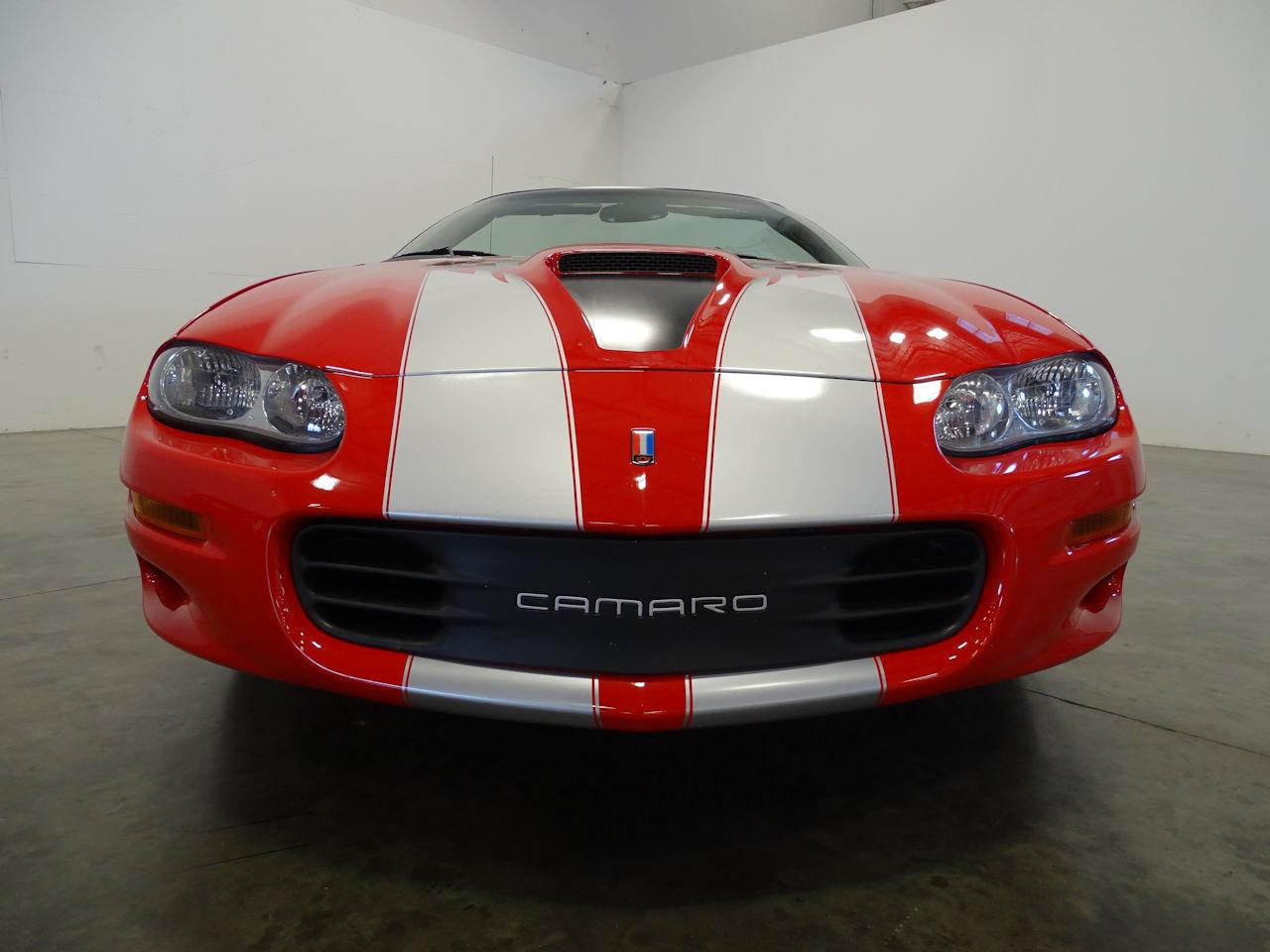 2002 Chevrolet Camaro (CC-1386128) for sale in O'Fallon, Illinois
