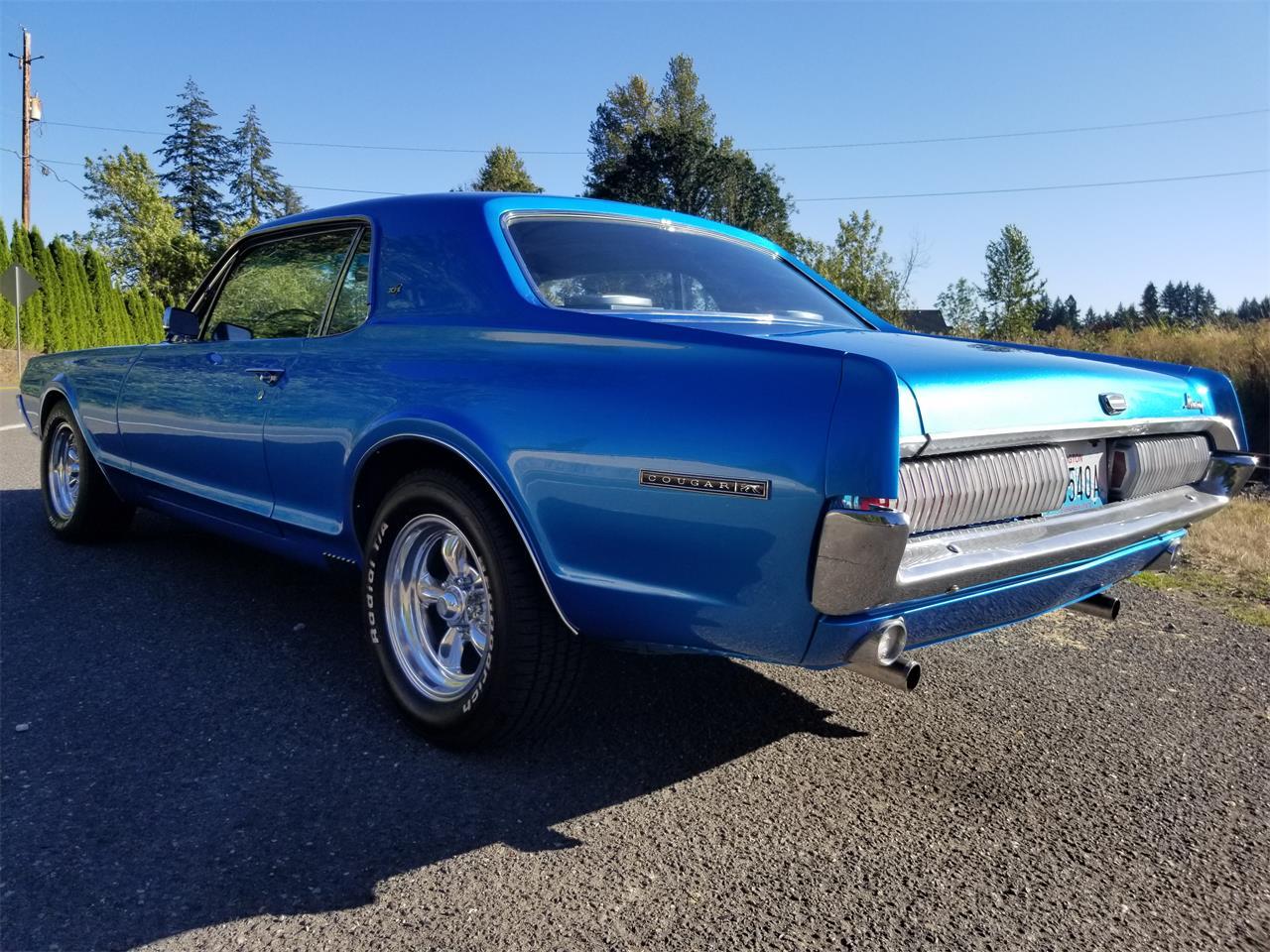1967 Mercury Cougar XR7 (CC-1386130) for sale in Brush Prairie, Washington