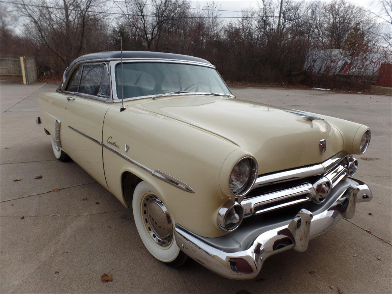 1952 Ford Crestliner (CC-1386135) for sale in clinton township, Michigan