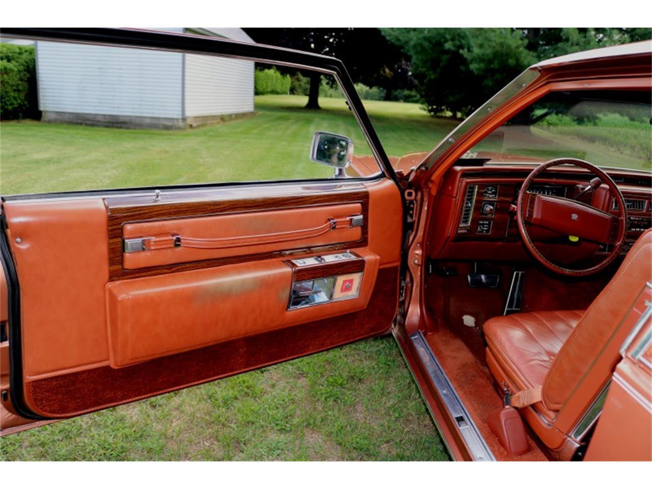 1977 Cadillac Coupe DeVille (CC-1386146) for sale in Attica, Michigan