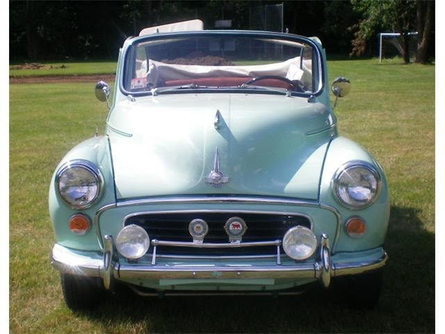 1960 Morris Minor (CC-1386173) for sale in rye, New Hampshire