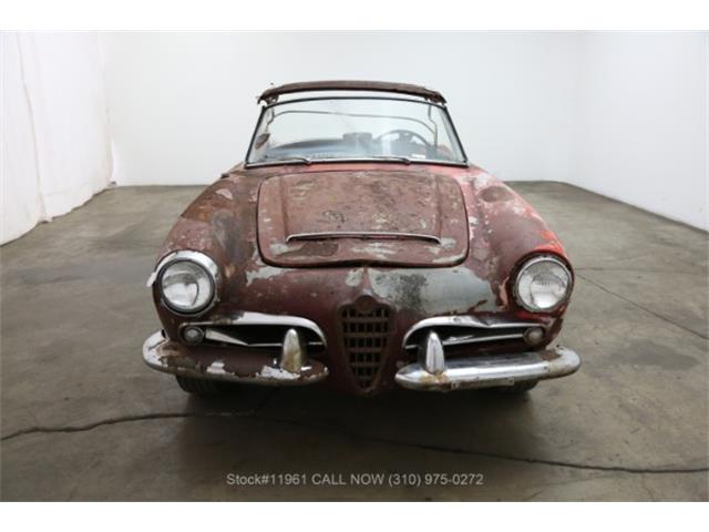 1964 Alfa Romeo Giulia Spider (CC-1386186) for sale in Beverly Hills, California