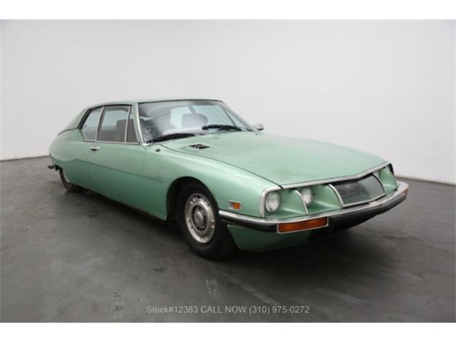 1972 Citroen SM (CC-1386189) for sale in Beverly Hills, California