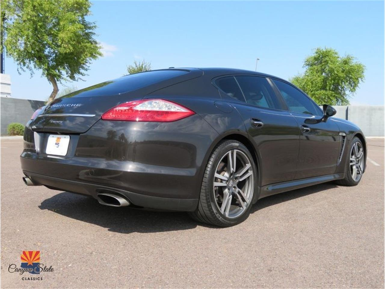 2011 Porsche Panamera (CC-1386204) for sale in Tempe, Arizona