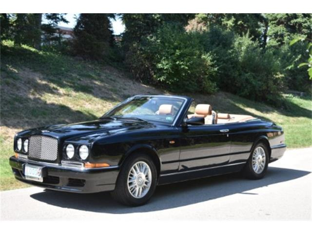 1998 Bentley Azure (CC-1386208) for sale in Astoria, New York