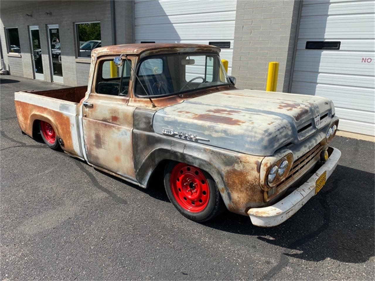 1960 Ford F100 (CC-1386225) for sale in Shelby Township, Michigan