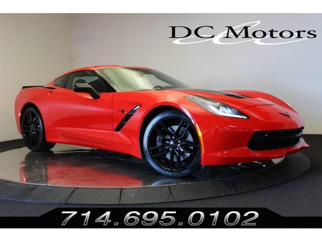 2019 Chevrolet Corvette (CC-1386228) for sale in Anaheim, California