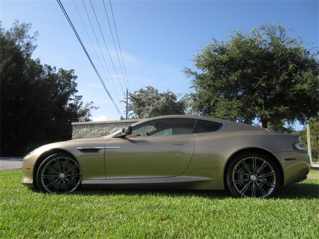 2014 Aston Martin DB9 (CC-1386231) for sale in Delray Beach, Florida