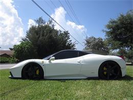 2011 Ferrari 458 (CC-1386233) for sale in Delray Beach, Florida