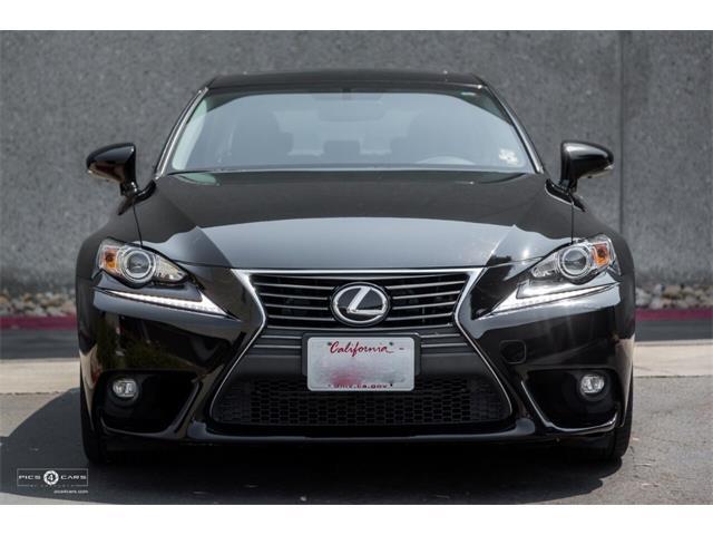 2015 Lexus IS250 (CC-1386235) for sale in San Diego, California