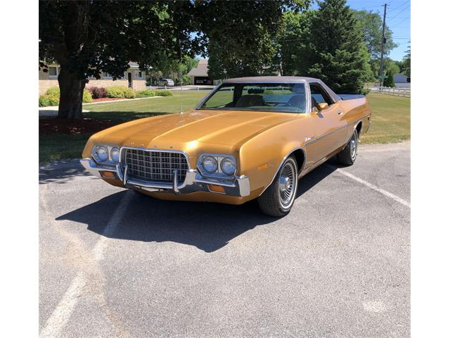1972 Ford Ranchero (CC-1386237) for sale in Maple Lake, Minnesota