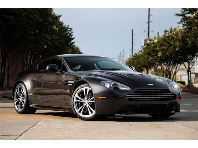 2011 Aston Martin Vantage (CC-1386239) for sale in Houston, Texas