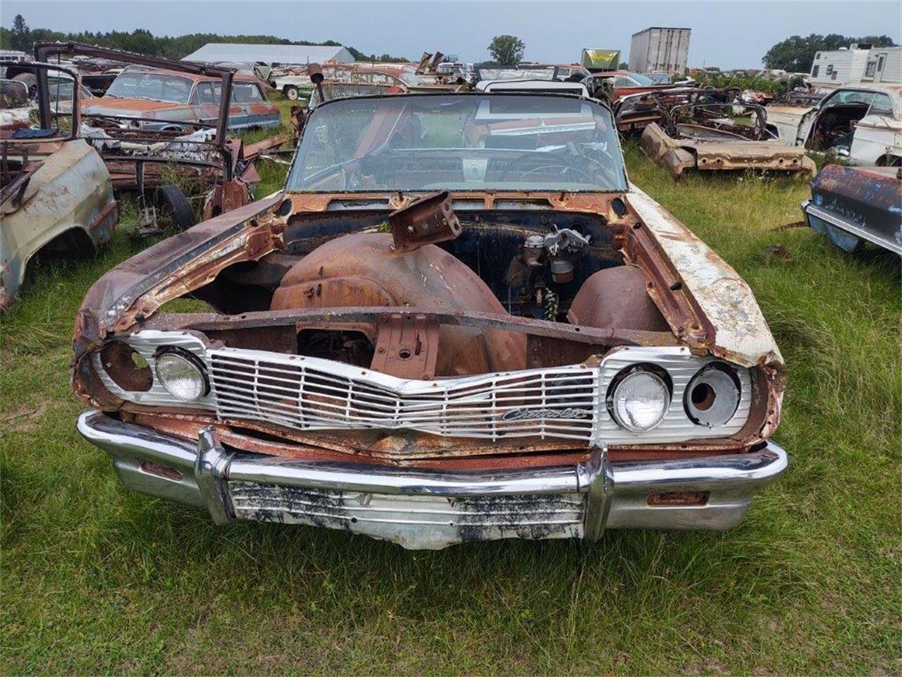 1964 Chevrolet Convertible (CC-1386243) for sale in Parkers Prairie, Minnesota