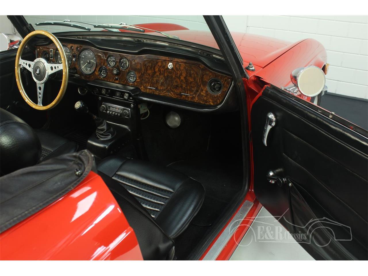 1970 Triumph TR6 (CC-1386249) for sale in Waalwijk, Noord-Brabant