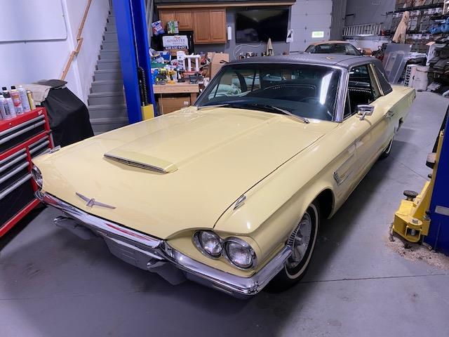 1965 Ford Thunderbird (CC-1386255) for sale in Oswego, Illinois