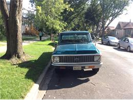 1971 Chevrolet Cheyenne (CC-1386257) for sale in Chicago, Illinois