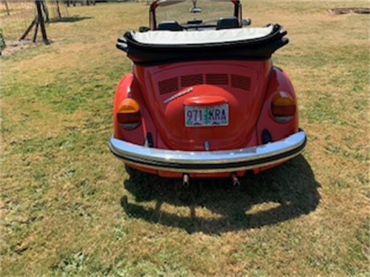 1976 Volkswagen Convertible (CC-1386259) for sale in Scappoose, Oregon