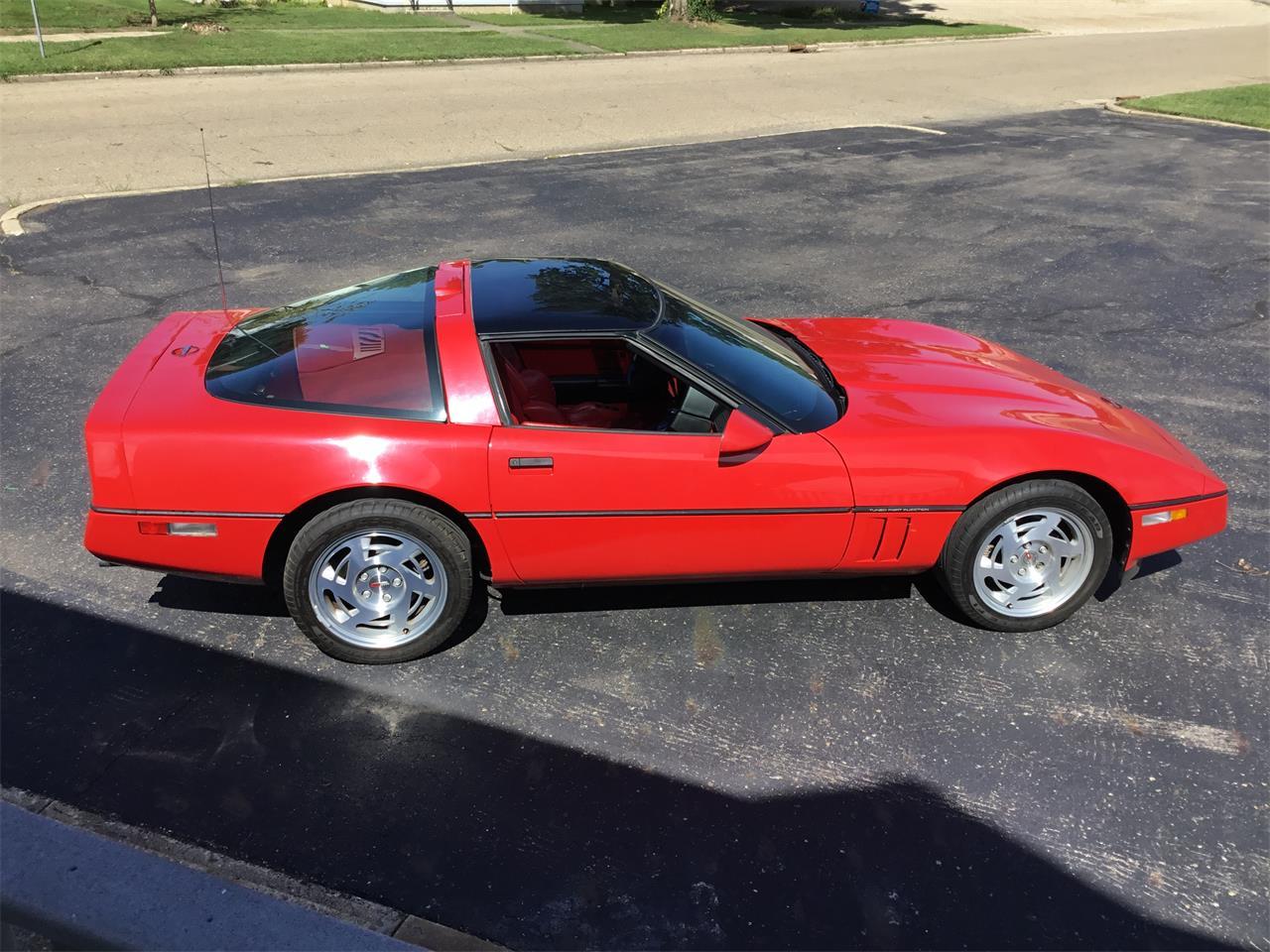 1990 Chevrolet Corvette (CC-1386262) for sale in UTICA, Ohio