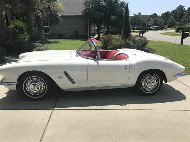 1962 Chevrolet Corvette (CC-1386280) for sale in north myrtle beach, South Carolina