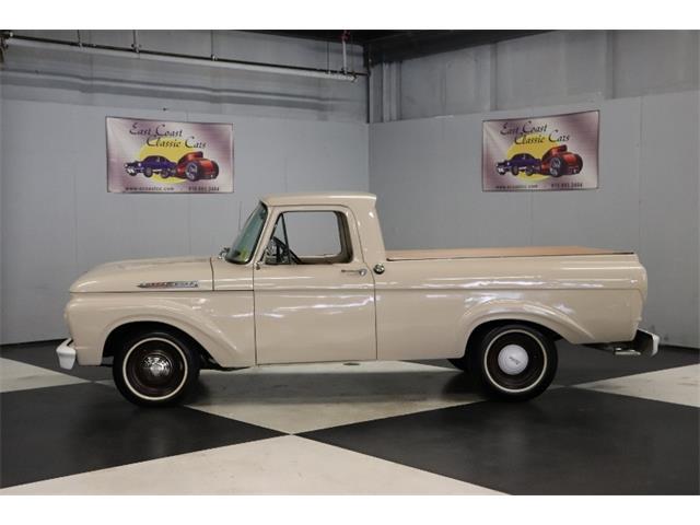 1962 Ford F100 (CC-1386297) for sale in Lillington, North Carolina