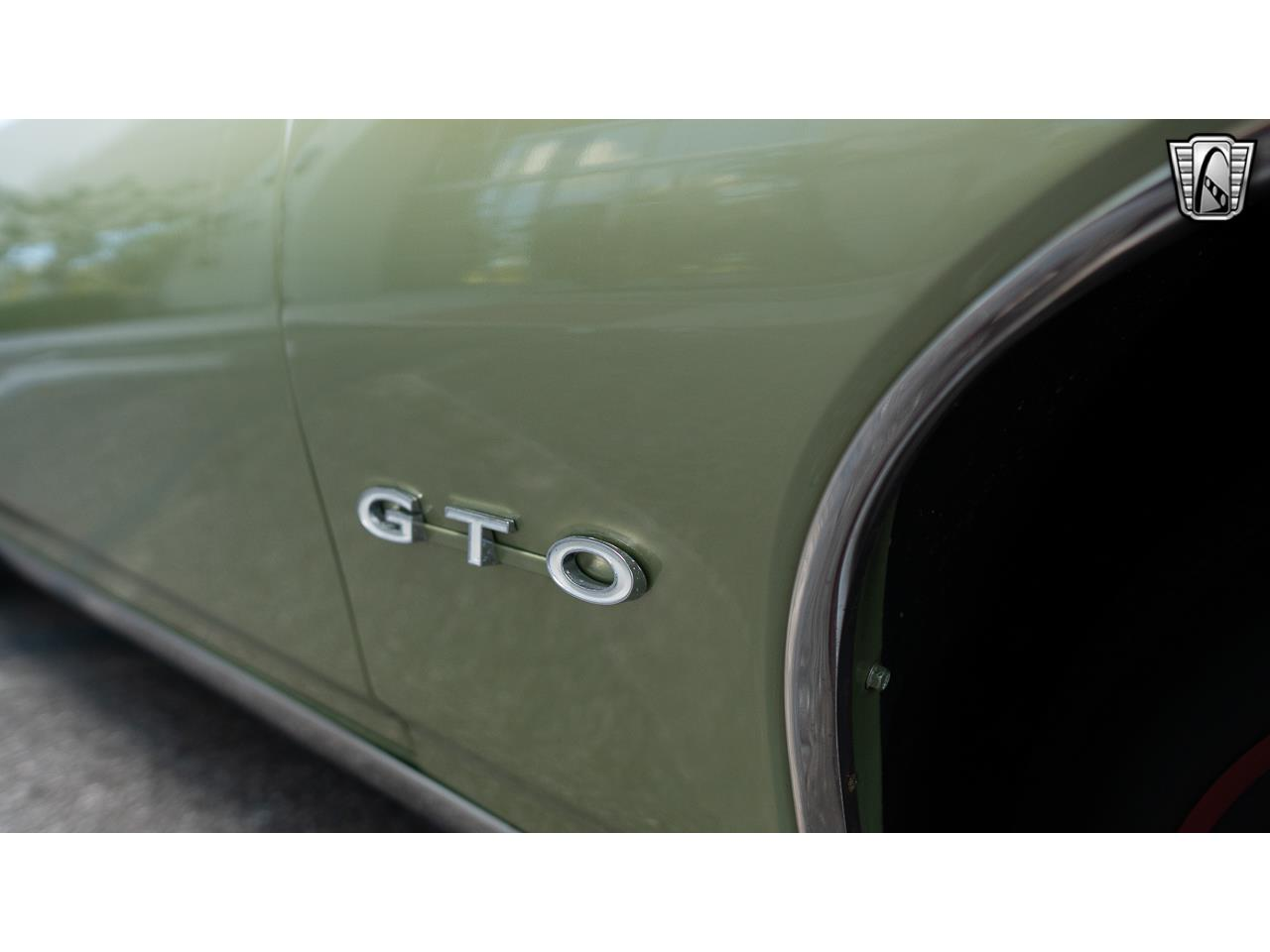 1969 Pontiac GTO (CC-1380631) for sale in O'Fallon, Illinois
