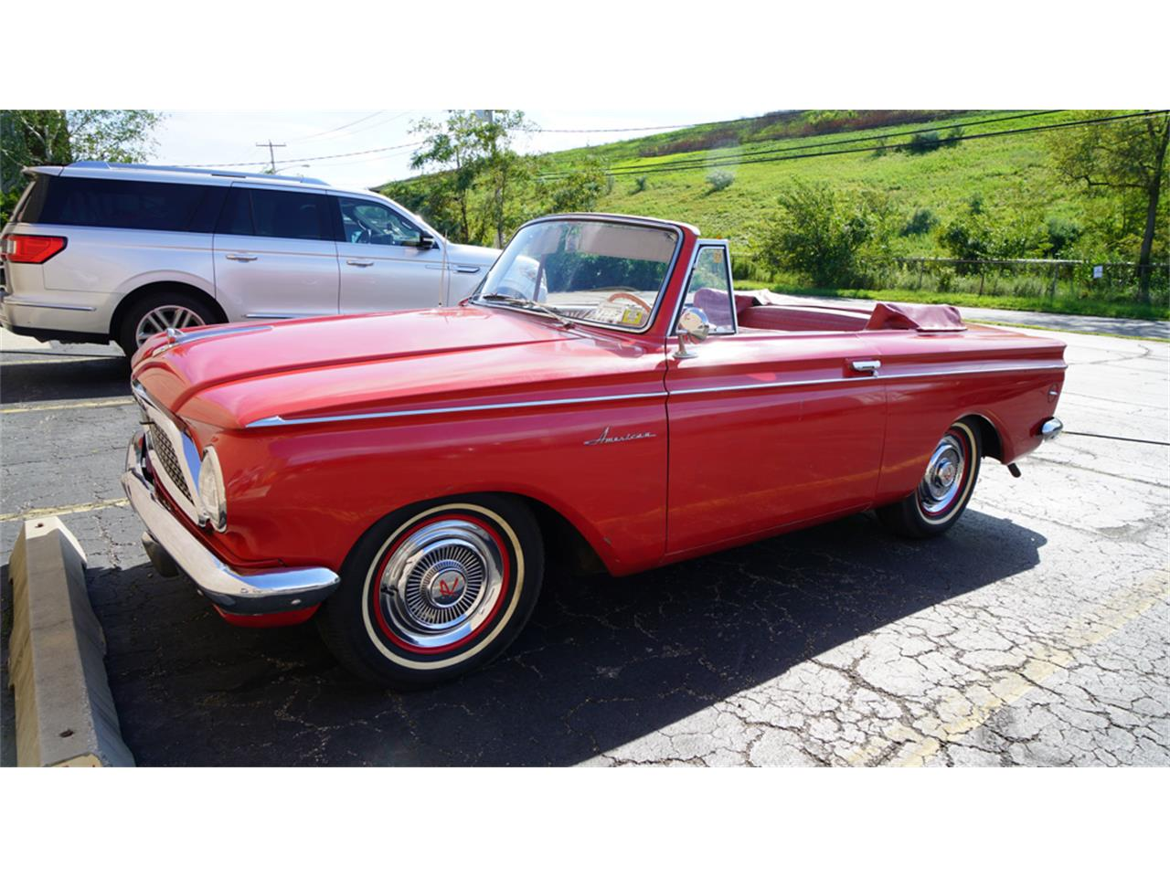 1961 Rambler American (CC-1386312) for sale in Old Bethpage, New York