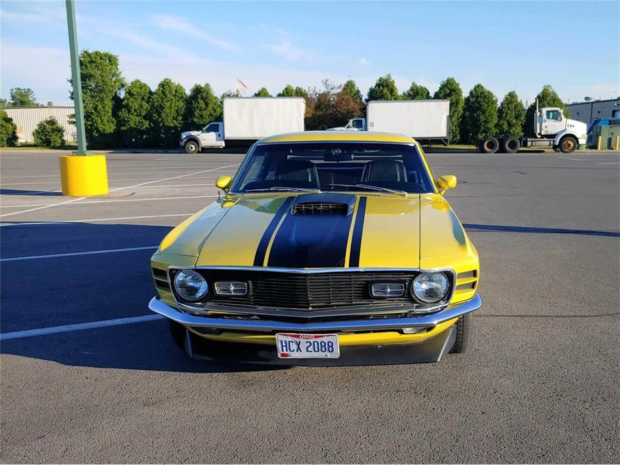1970 Ford Mustang Mach 1 (CC-1386313) for sale in Toledo, Ohio