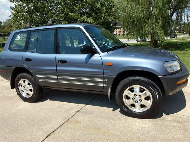 1996 Toyota Rav4 (CC-1380632) for sale in MULLICA HILL, New Jersey