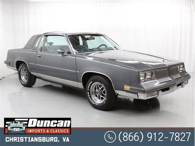 1986 Oldsmobile Cutlass (CC-1386321) for sale in Christiansburg, Virginia