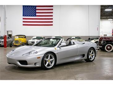 2002 Ferrari 360 (CC-1386322) for sale in Kentwood, Michigan