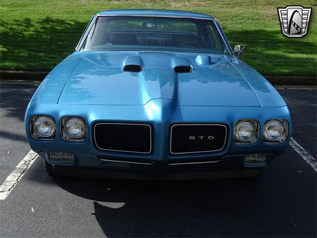 1970 Pontiac GTO (CC-1386329) for sale in O'Fallon, Illinois