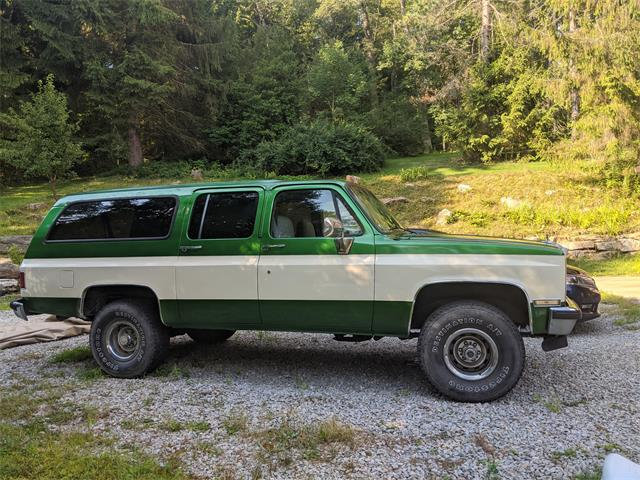 1989 Chevrolet Suburban (CC-1380633) for sale in Chalkhill, Pennsylvania